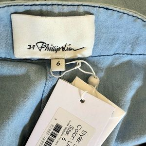 New with tags Phillip Lim Flare Jeans - size M